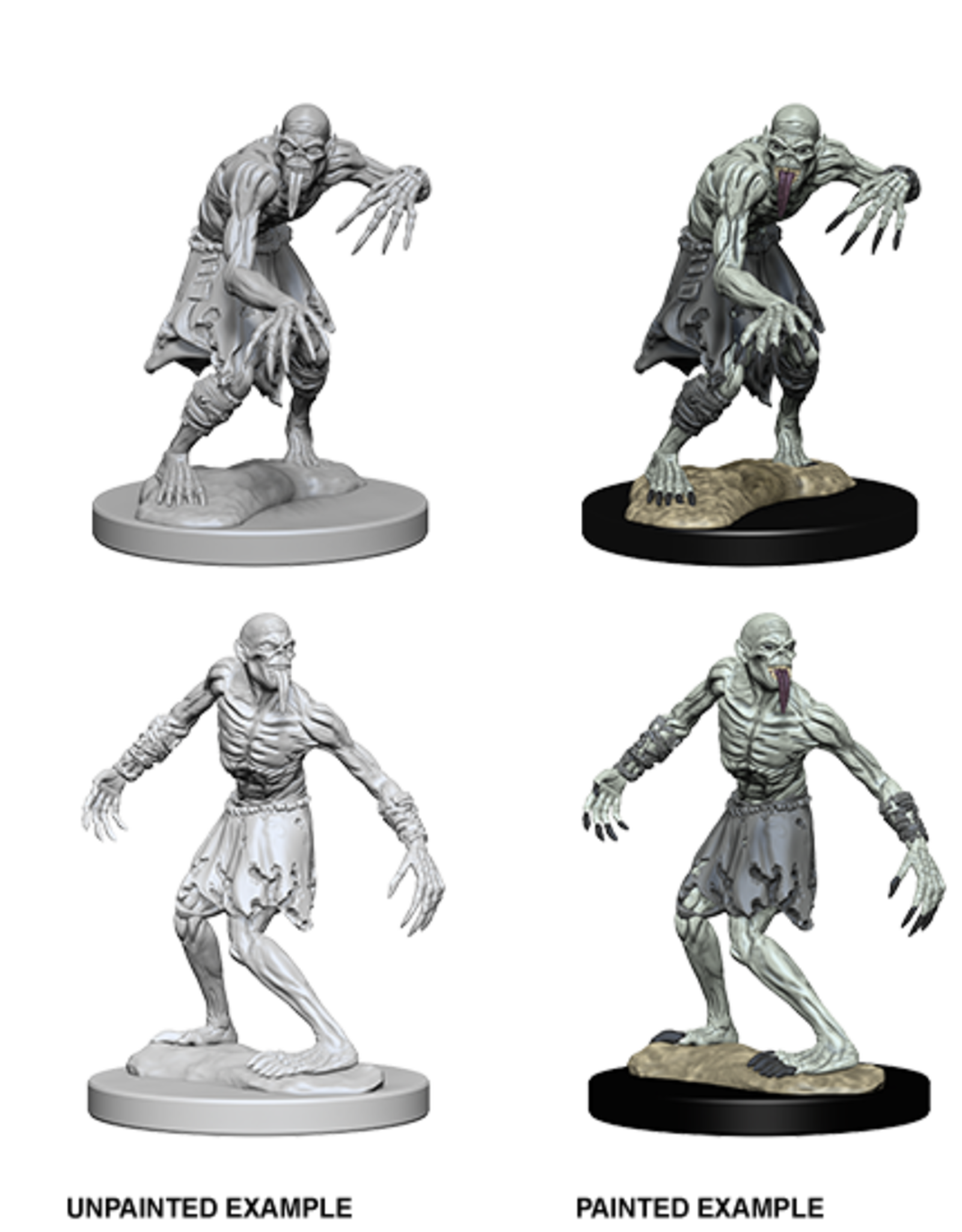 Dungeons & Dragons D&D NMU - Ghouls
