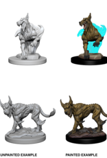Dungeons & Dragons D&D NMU - Blink Dogs