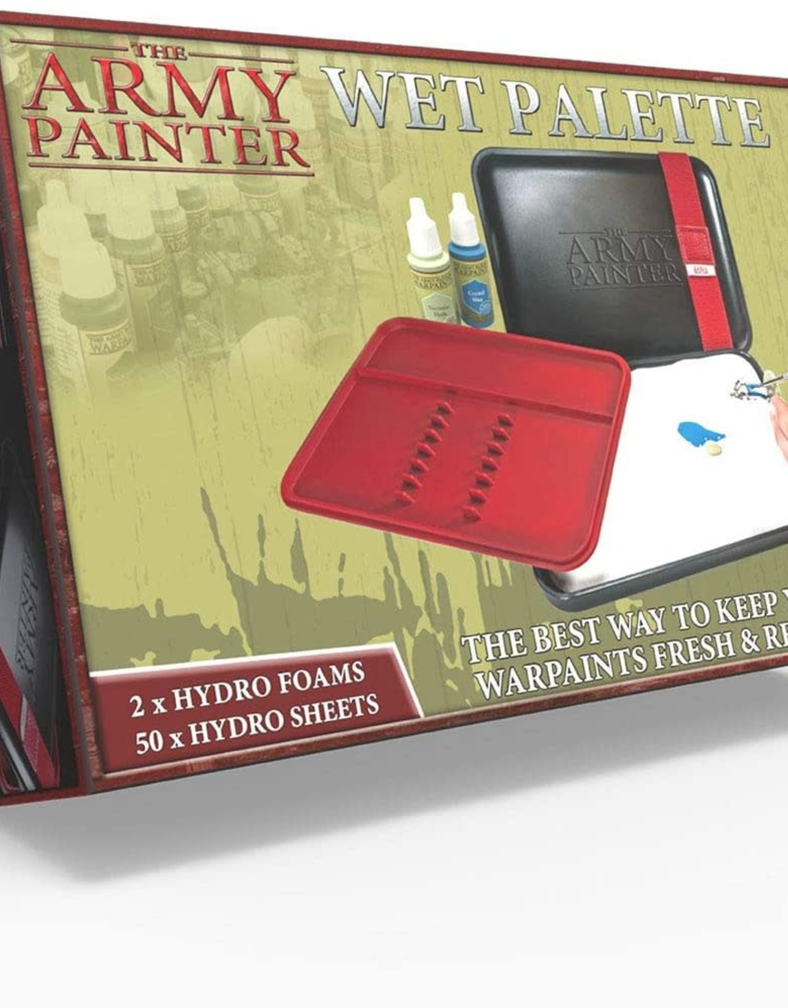 The Army Painter Army Painter - Wet Palette