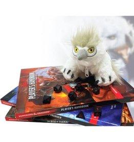 Ultra Pro Snowy Owl Bear Gamer Pouch