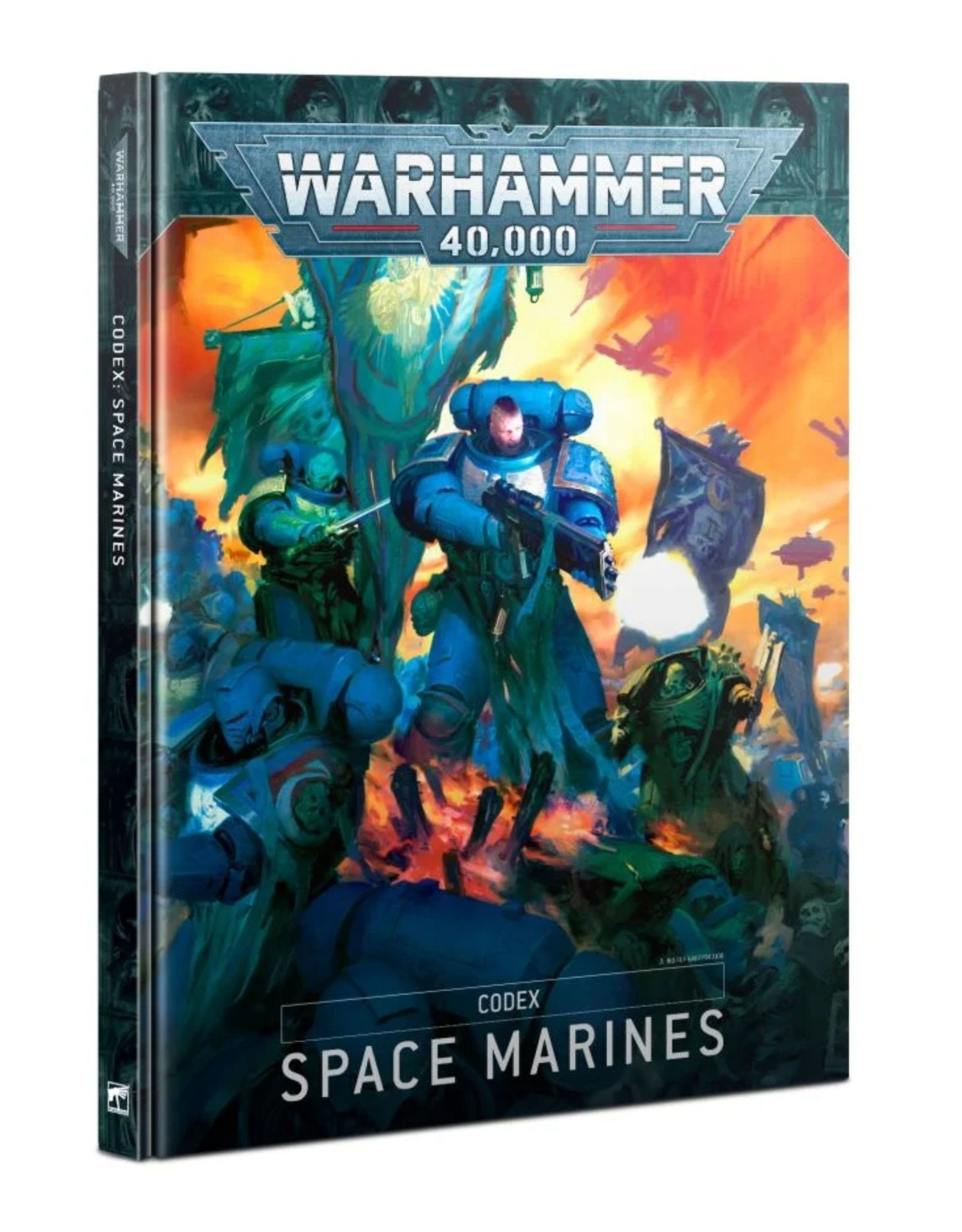 Games Workshop Codex: Space Marine 9th ed.
