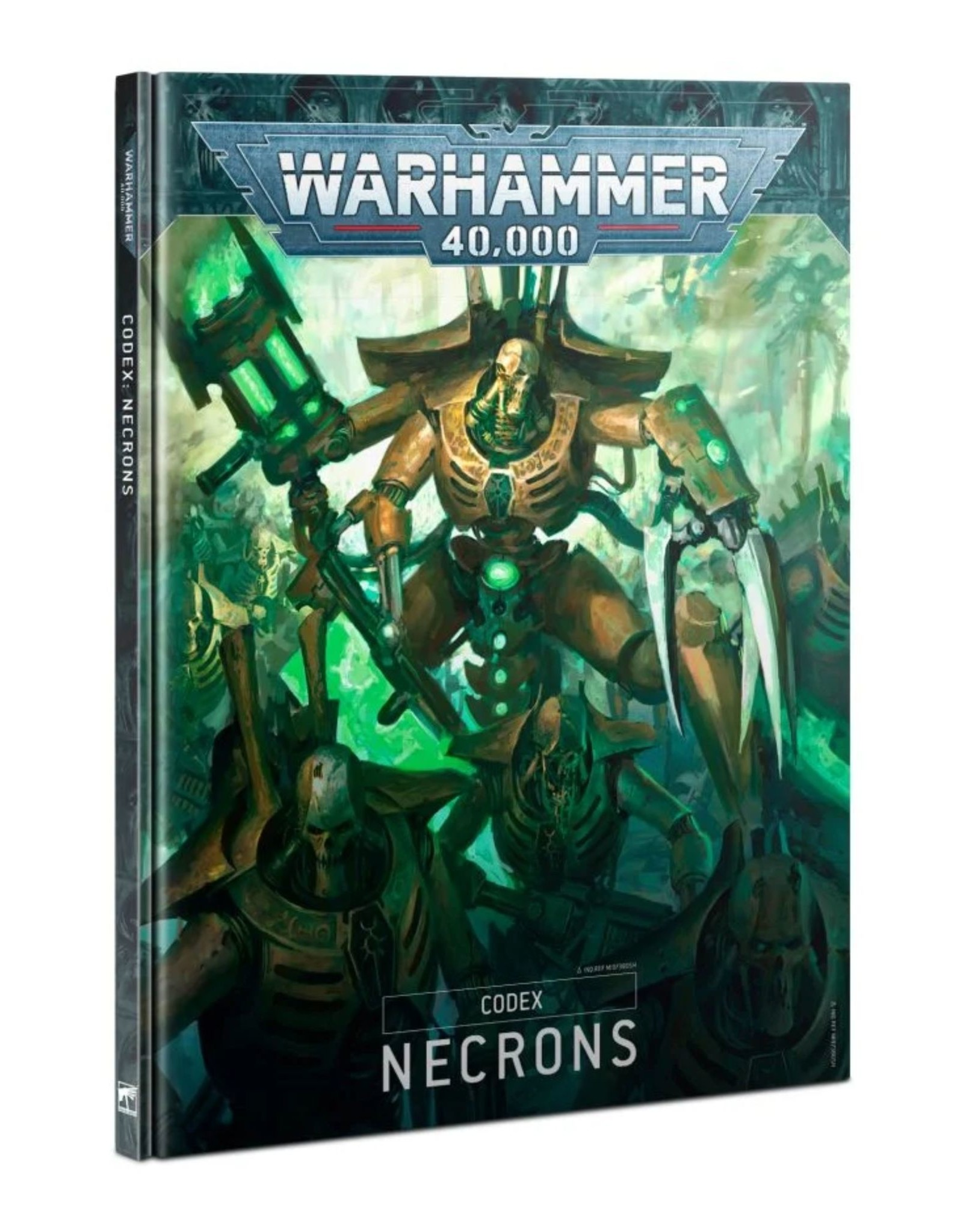 Warhammer 40k Codex: Necrons 9th