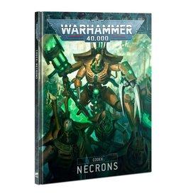 Warhammer 40k Codex: Necrons 9th