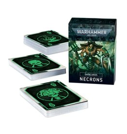 Warhammer 40k Necrons 9th Edition  Datacards