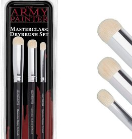 The Army Painter Masterclass: Dry Brush Set