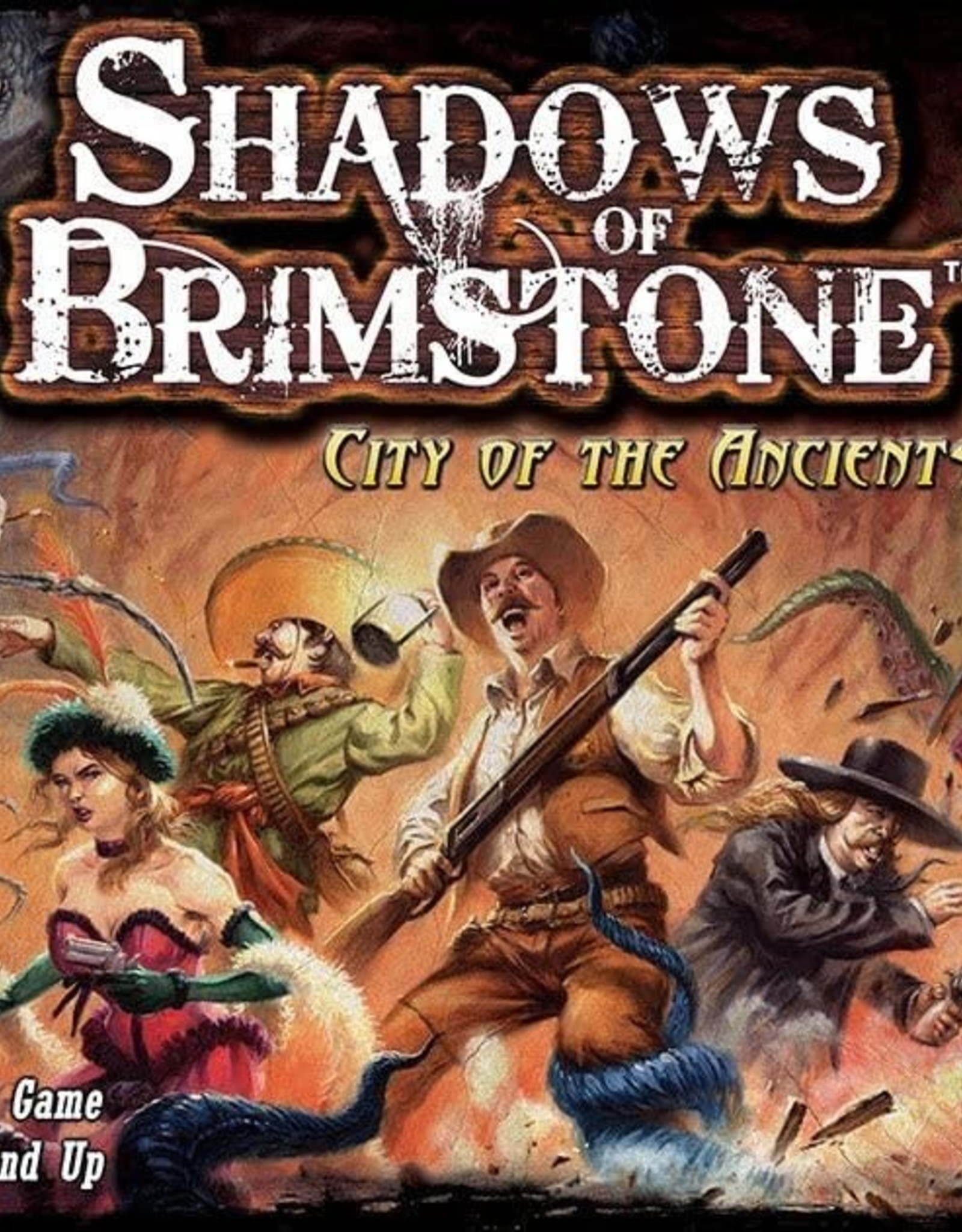 Shadows of Brimstone Shadows of Brimstone: City of the Ancients