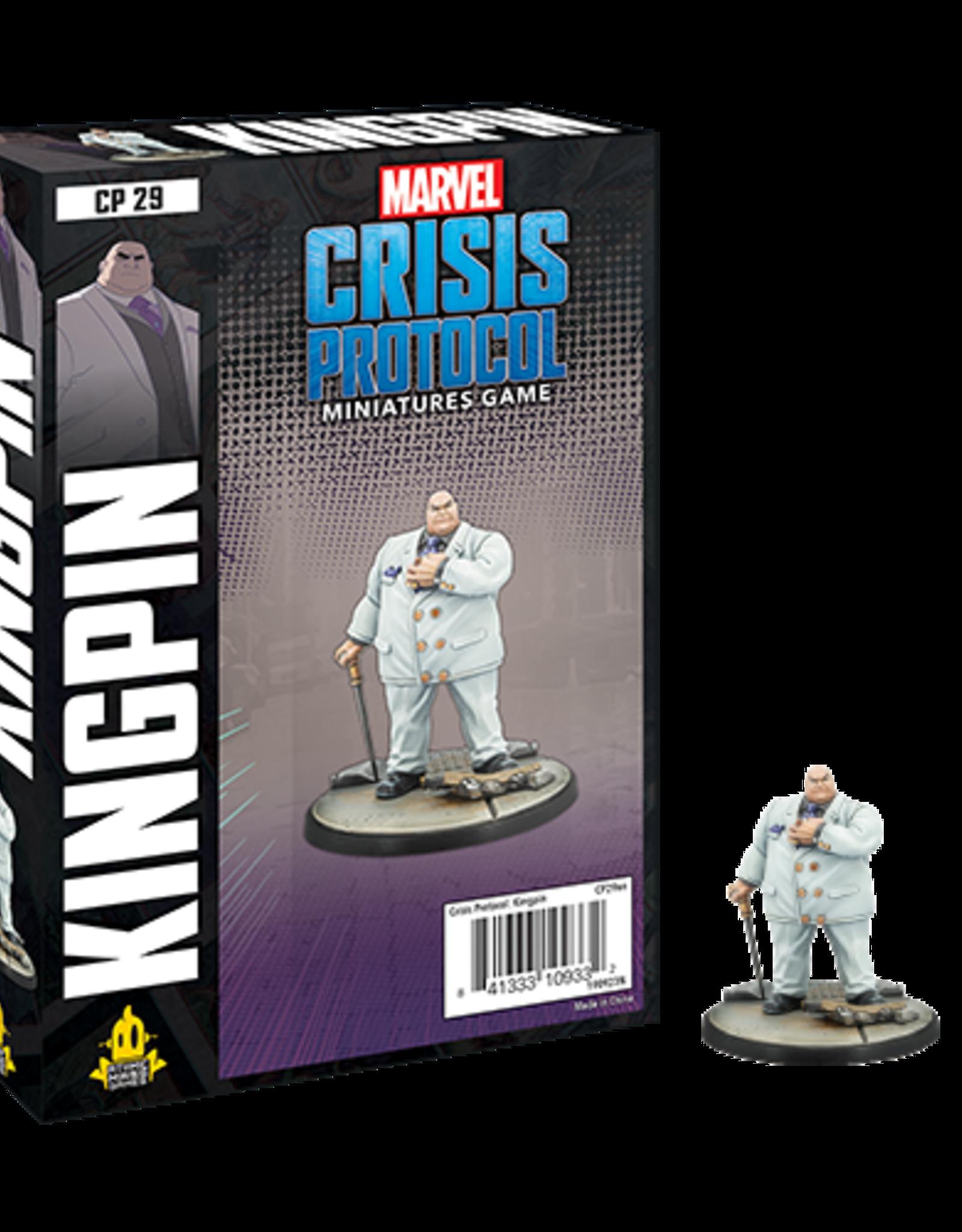 Crisis Protocol Kingpin