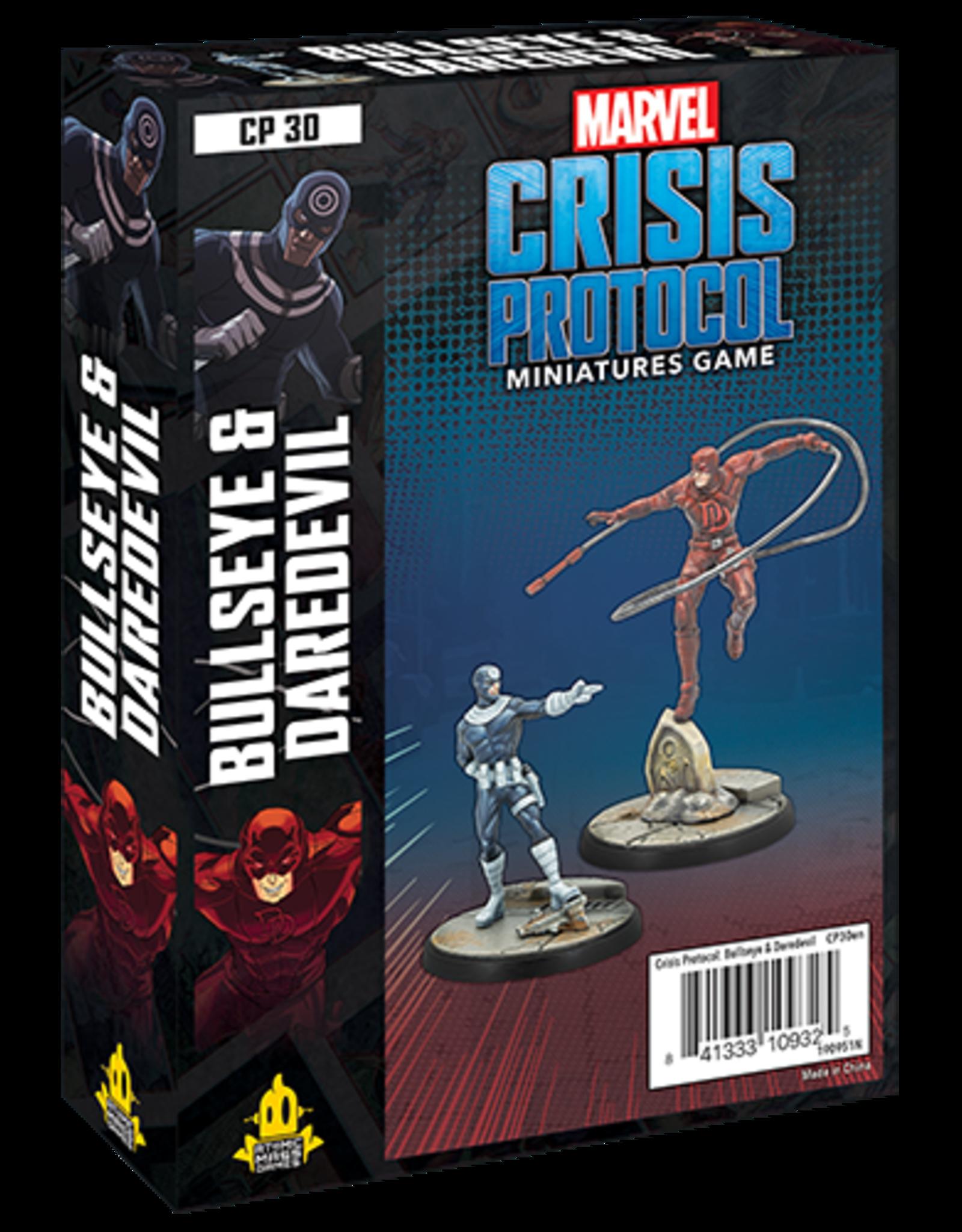 Crisis Protocol Bullseye & Daredevil