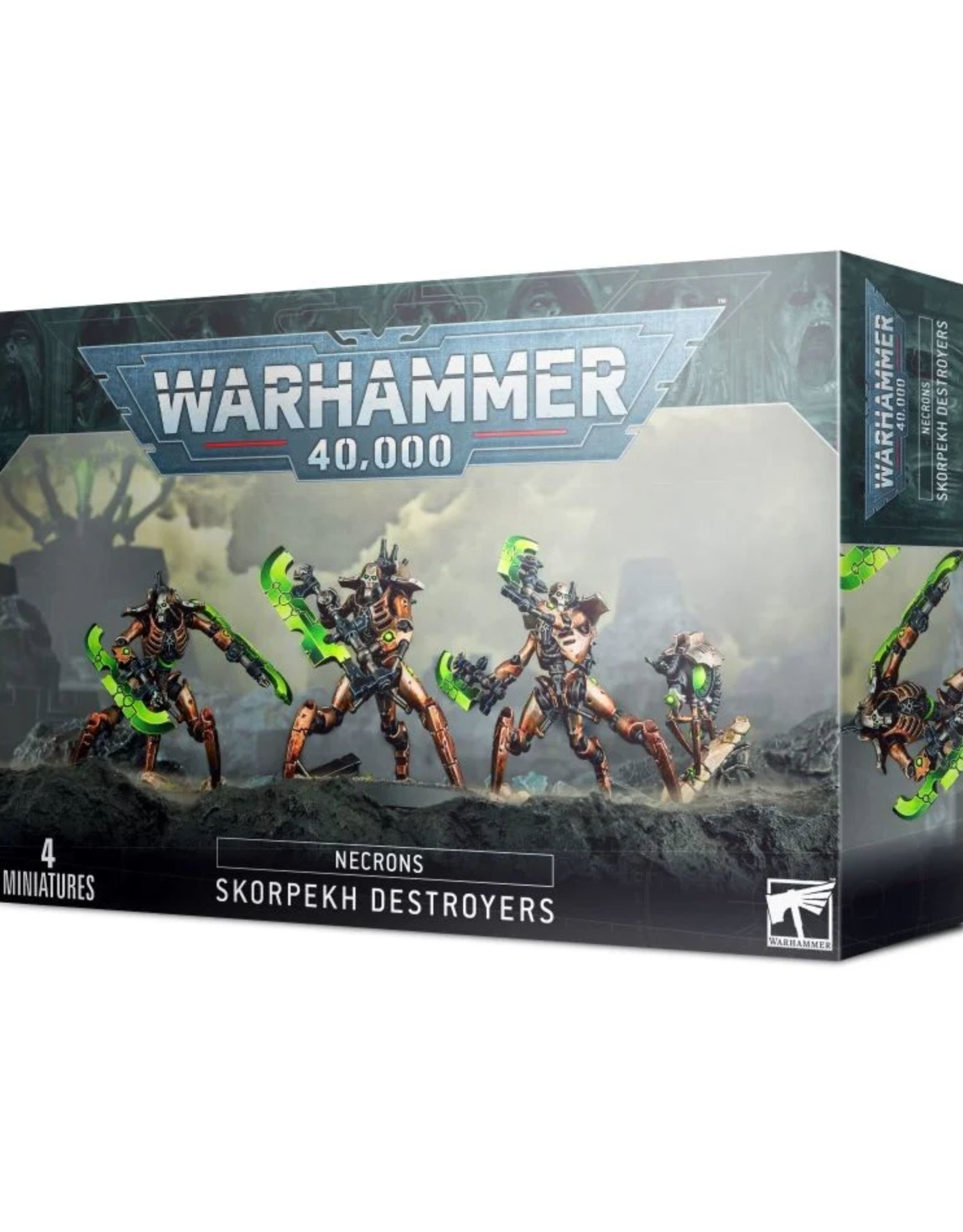 Warhammer 40k Skorpekh Destroyers