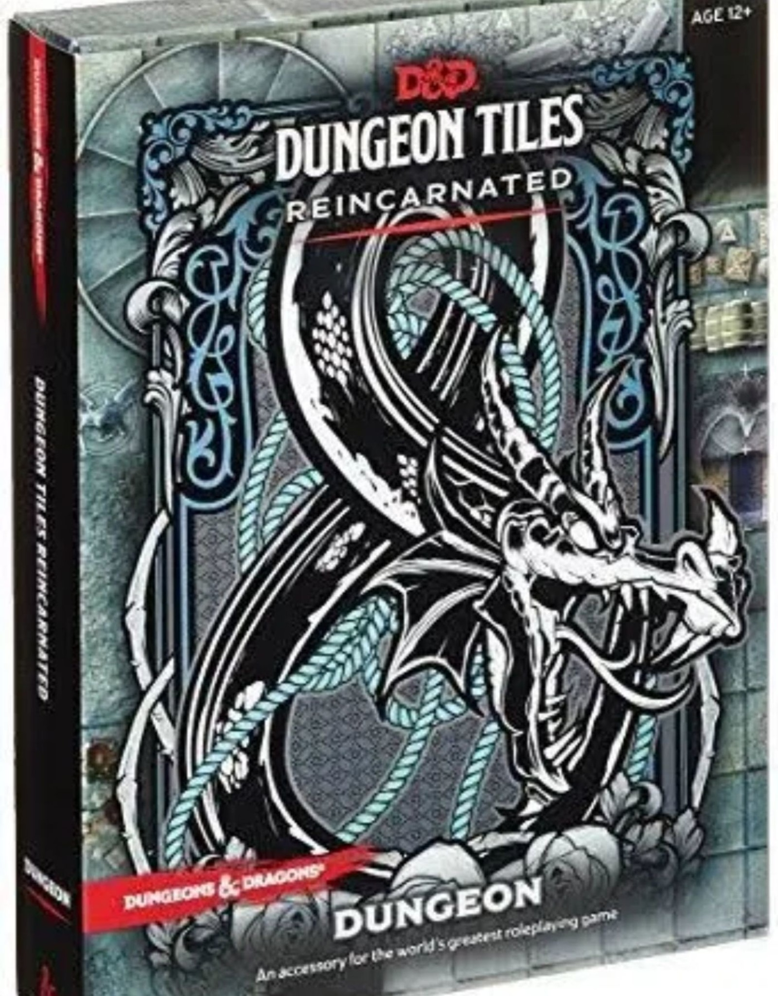 Dungeons & Dragons D&D - Dungeon Tiles Dungeon