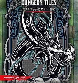 Dungeons & Dragons D&D - Dungeon Tiles City
