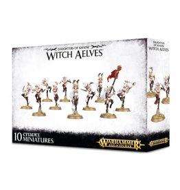 Age of Sigmar WItch Aelves