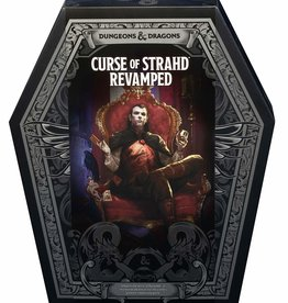 Dungeons & Dragons Curse of Stgrahd Revamped