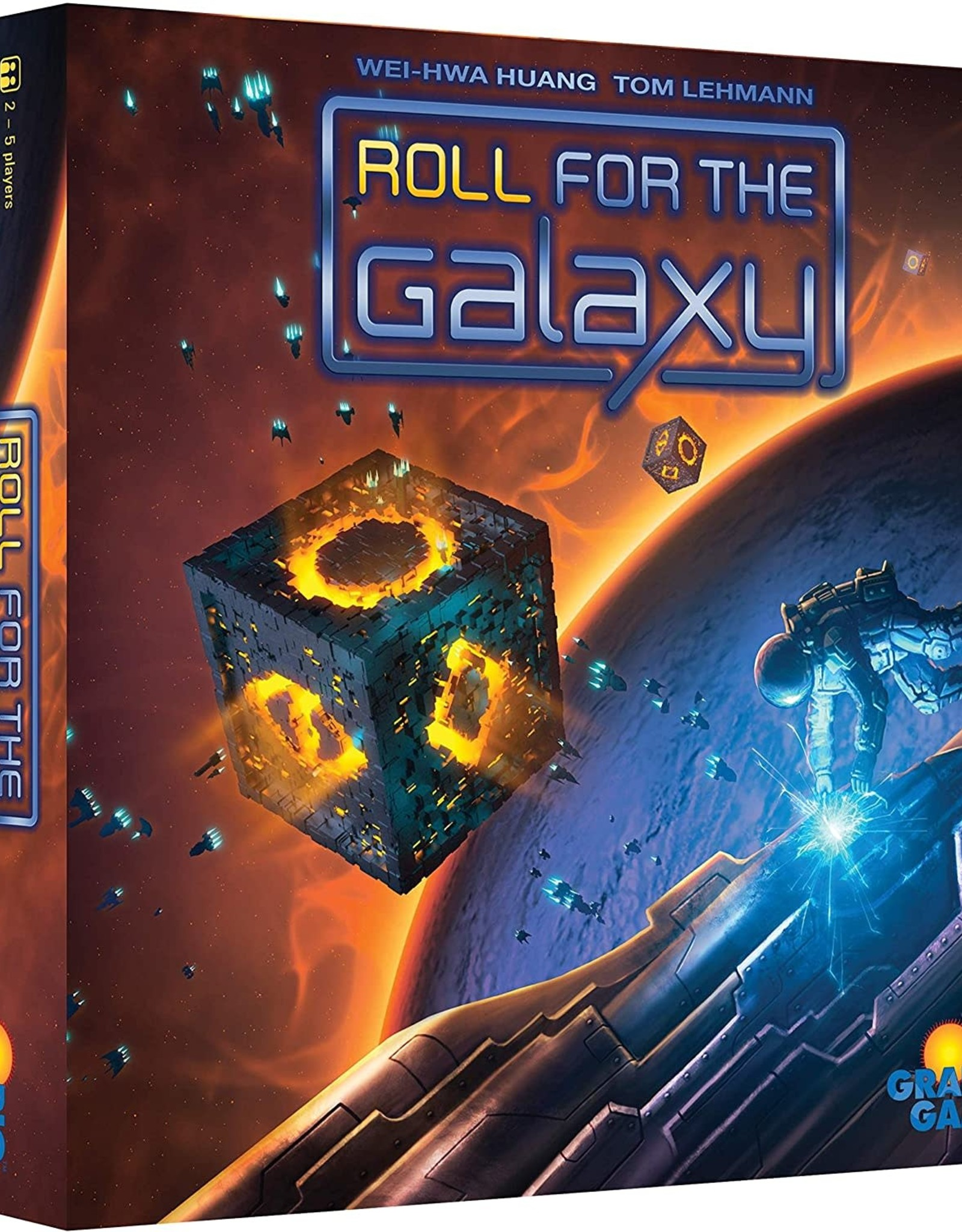 Roll for the Galaxy Roll for the Galaxy