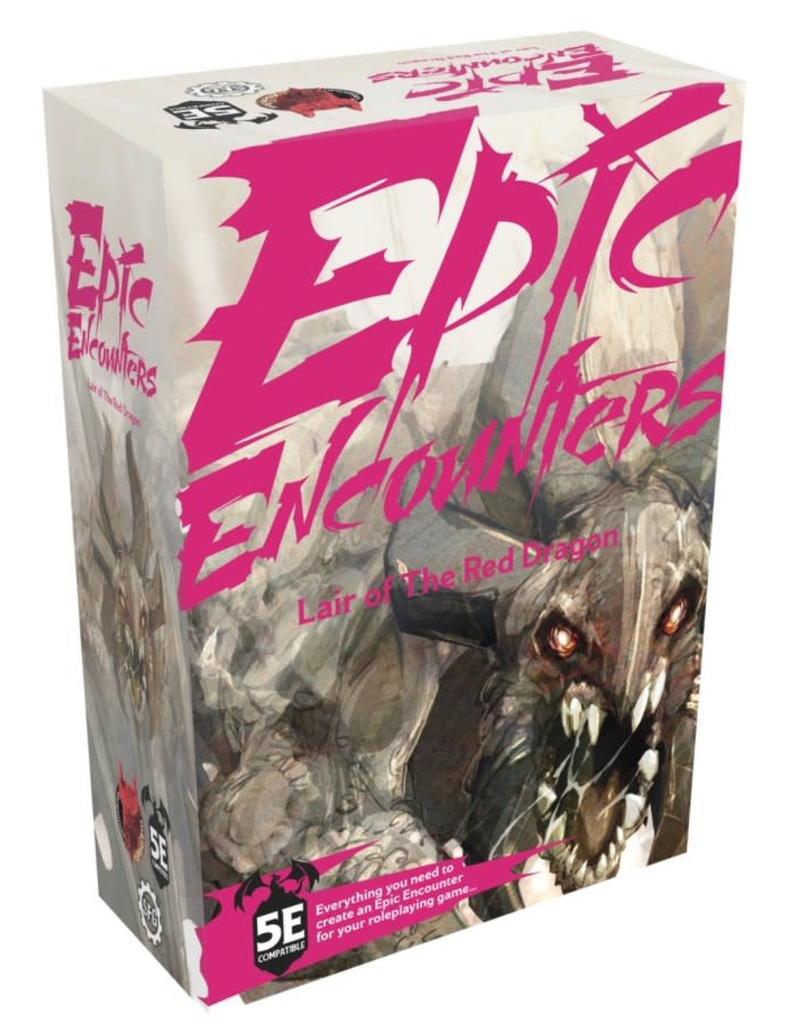 Epic Encounters Epic Encounters - Lair of the Red Dragon