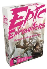 Epic Encounters Epic Encounters - Shrine of the Kobold Queen