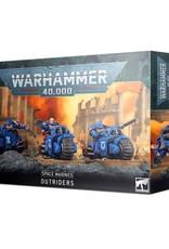 Warhammer 40k Space Marine Outriders