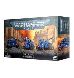 Warhammer 40k Space Marine Outriders