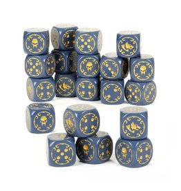 Games Workshop Space Wolves Dice