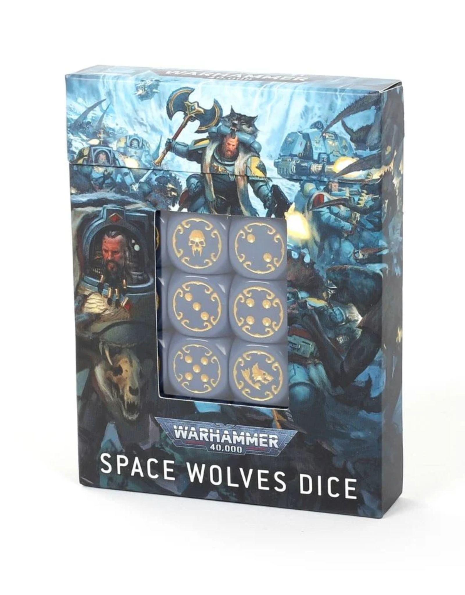 Games Workshop Space Wolves Dice