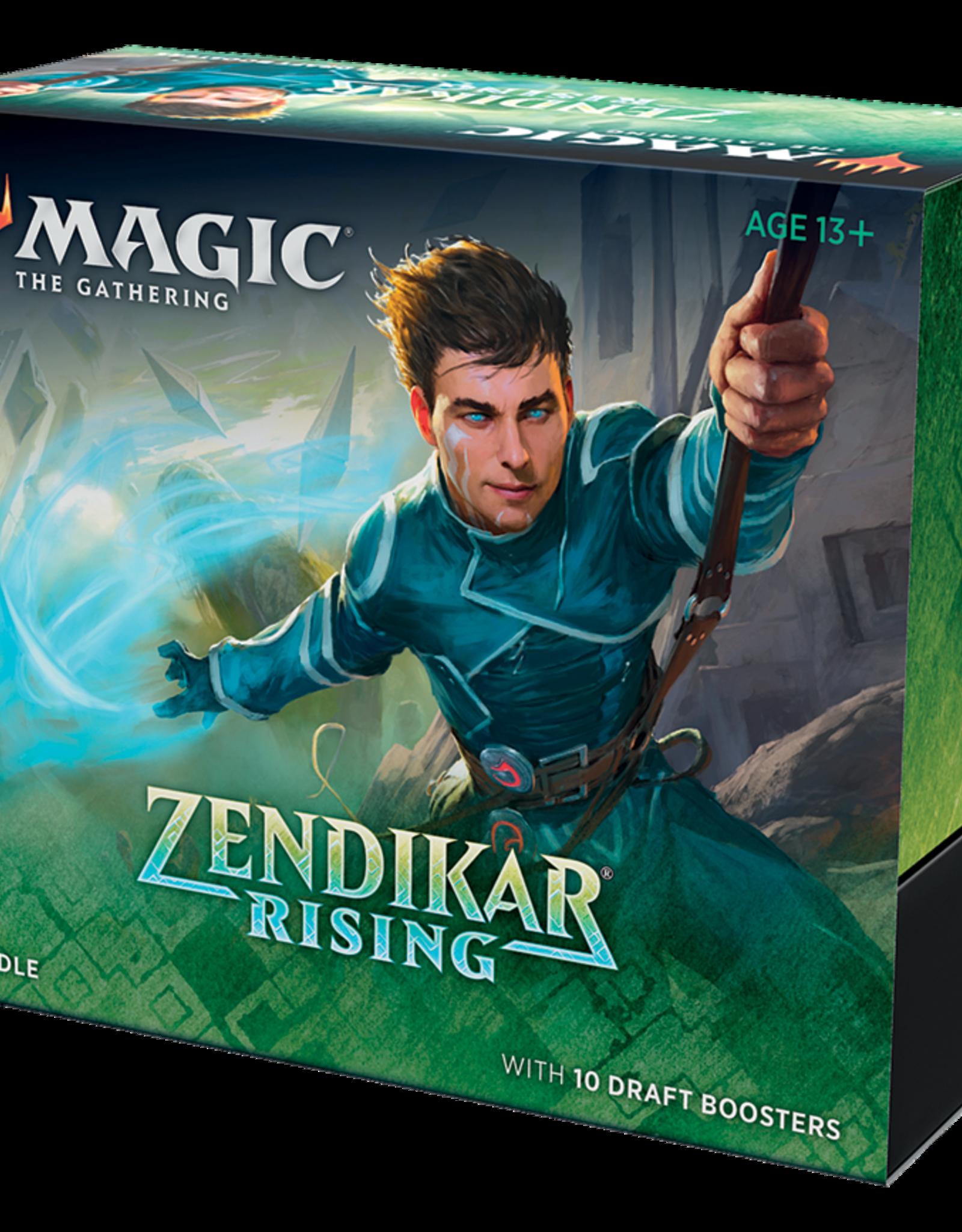 Magic the Gathering MTG: Zendikar Rising - Bundle