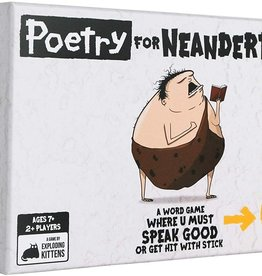 Poetry for Neanderthals Poetry for Neanderthals