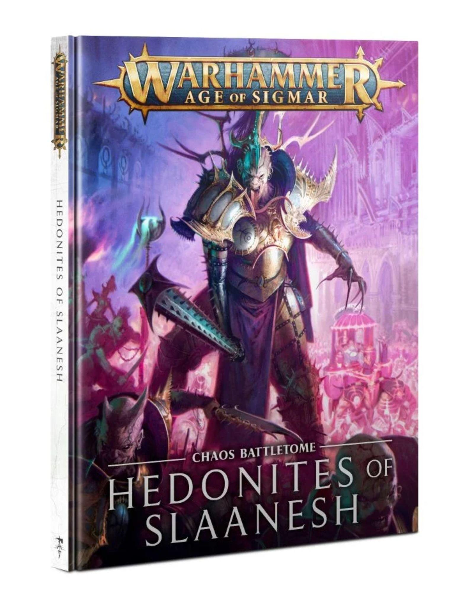 Age of Sigmar Battletome: Hedonites of Slaanesh (2021)