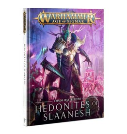 Age of Sigmar Battletome: Hedonites of Slaanesh (2021)