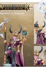 Age of Sigmar Shardspeaker of Slaanesh