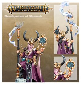 Age of Sigmar Shardspeaker of Slaanesh