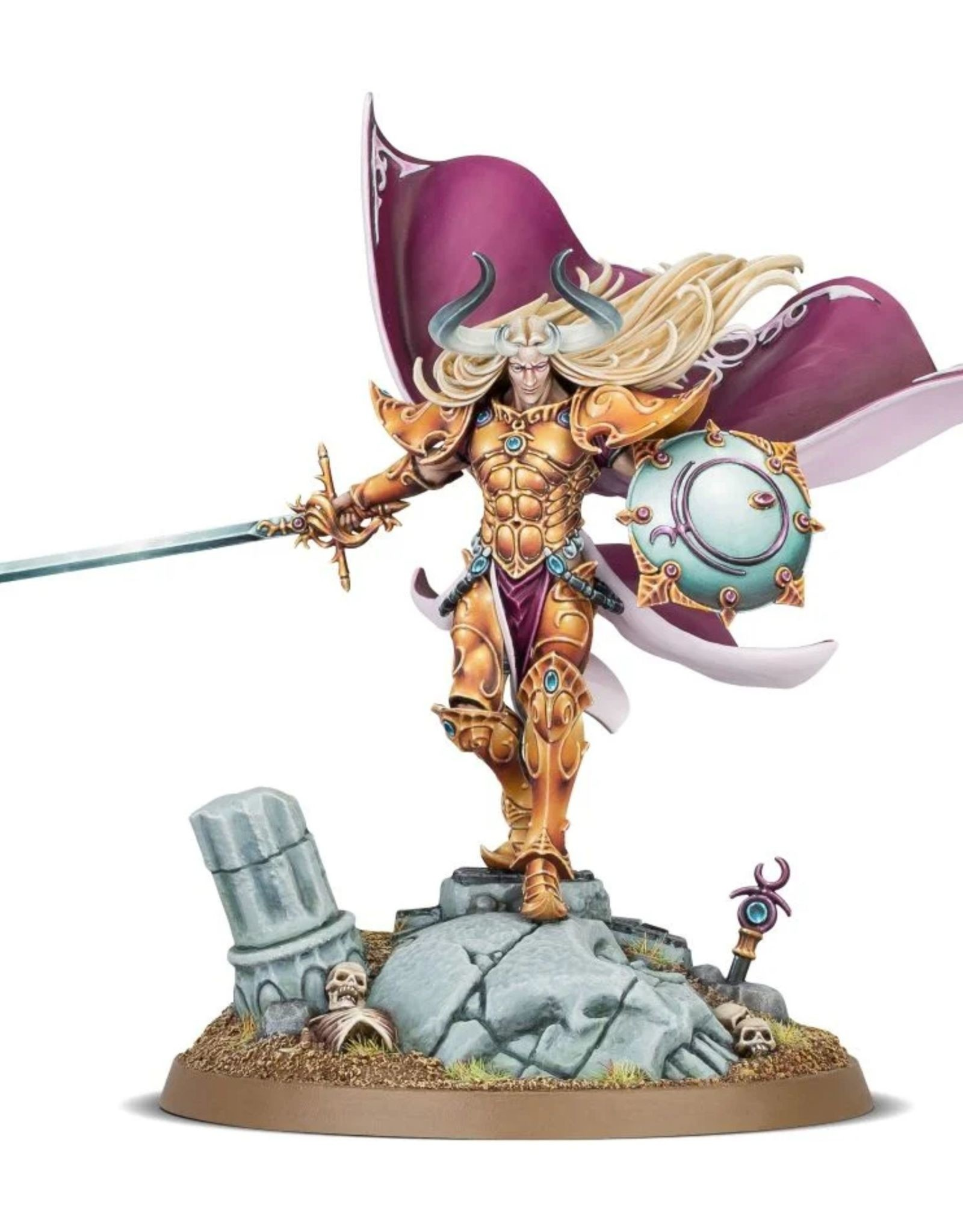 Age of Sigmar Sigvald Prince of Slaanesh