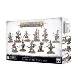 Age of Sigmar Blissbarb Archers