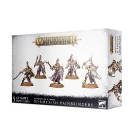 Age of Sigmar Myrmidesh Painbringers