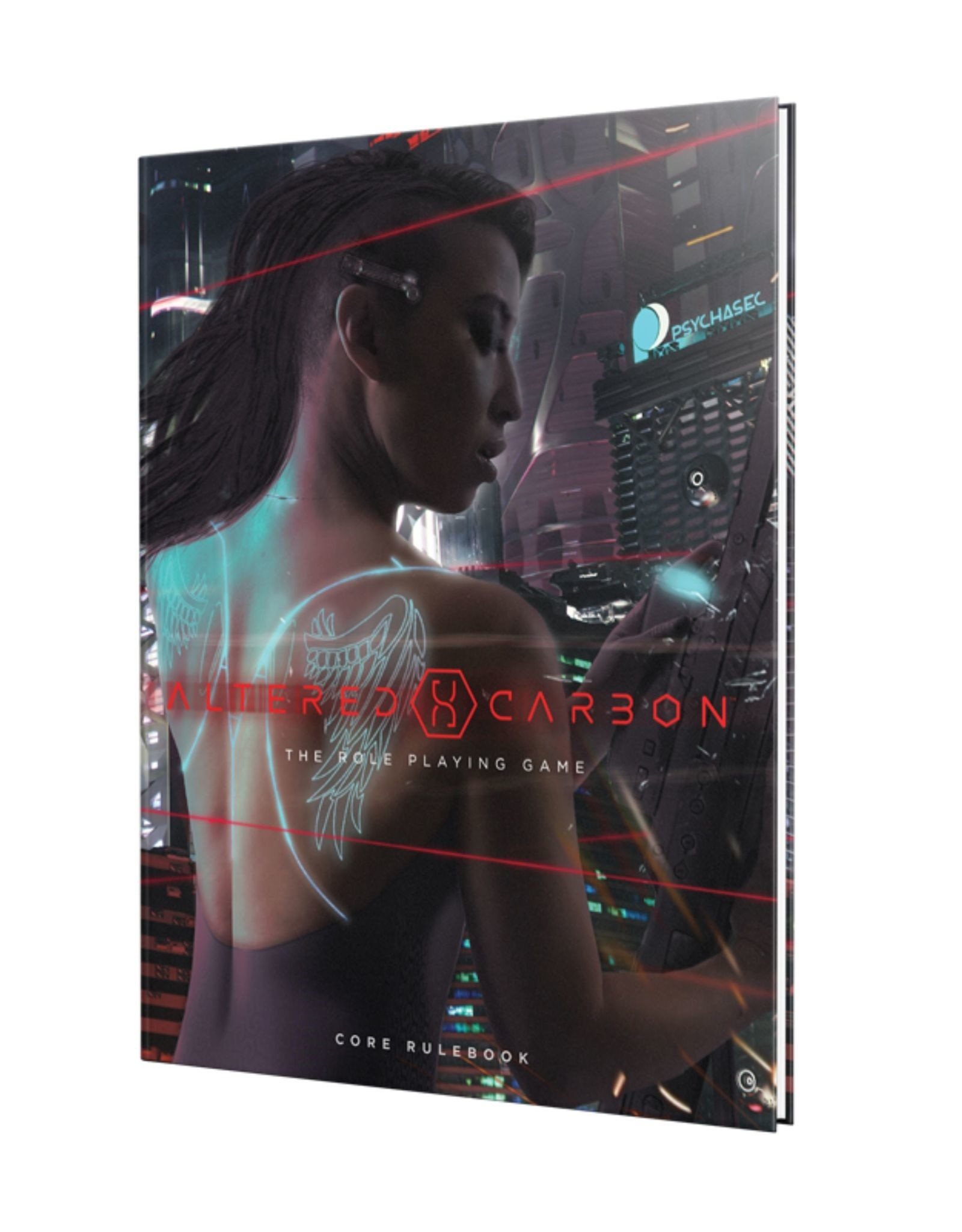 Altered Carbon Altered Carbon: Core Rules