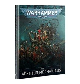 Warhammer 40k Codex: Adeptus Mechanicus 9th edition