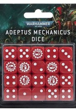 Warhammer 40k Adeptus Mechanicus Dice