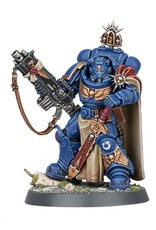 Warhammer 40k Captain with Master-Crafted Heavy Bolt Rifle