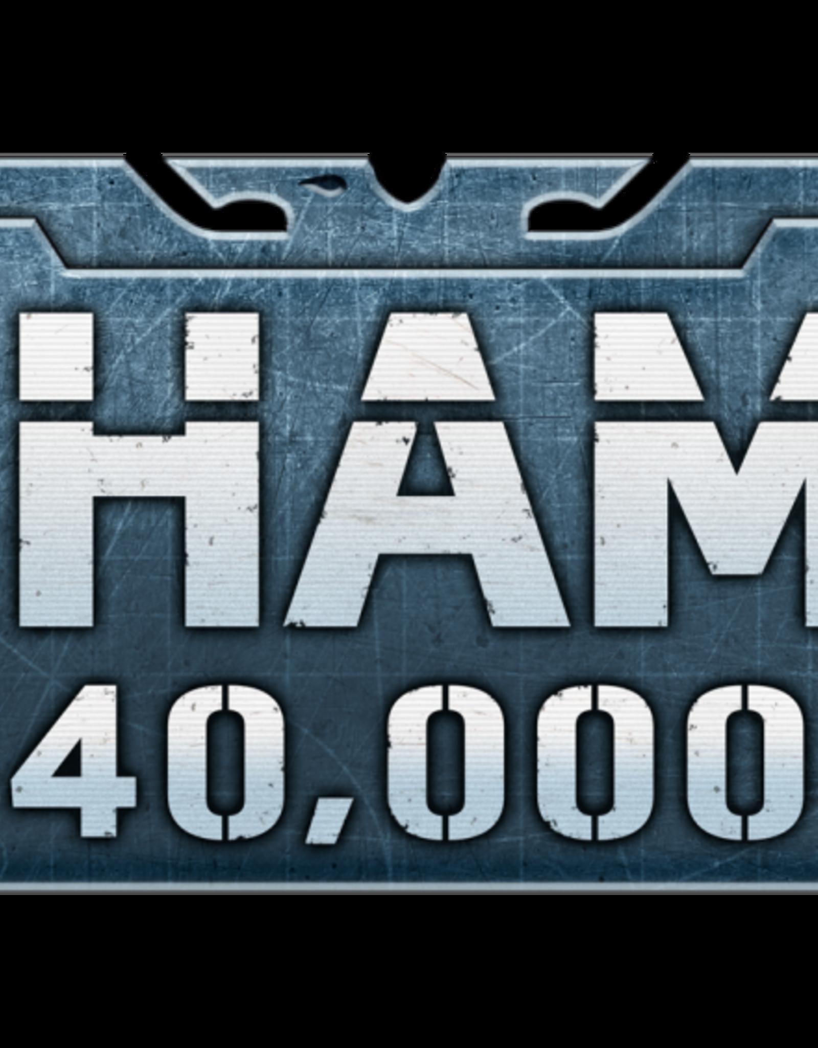 Warhammer 40k 10th Anniversary 40k Tournament Ticket - Early Registration