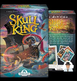 Grandpa Beck Skull King