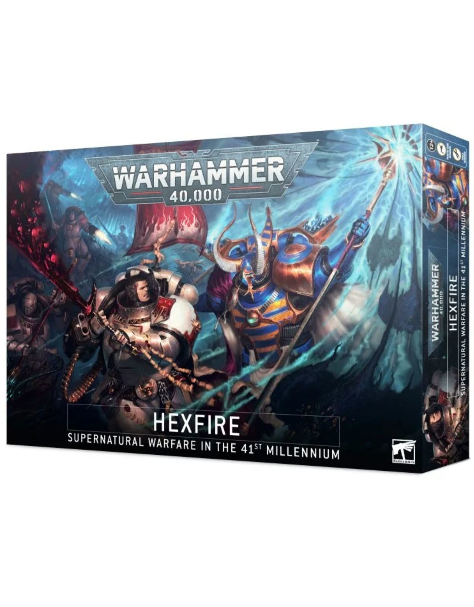 Warhammer 40k Hexfire