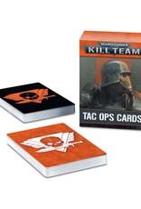 Kill Team Kill Team: Tac Ops Cards (2021)