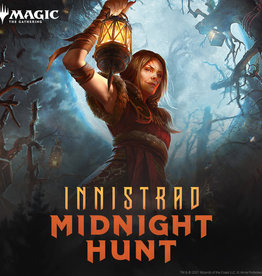 Magic the Gathering Innistrad Midnight Hunt Pre-Release Ticket