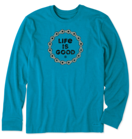 Life is Good Bike Chain Long Sleeve