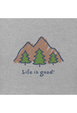 Life is Good Vintage Mountains