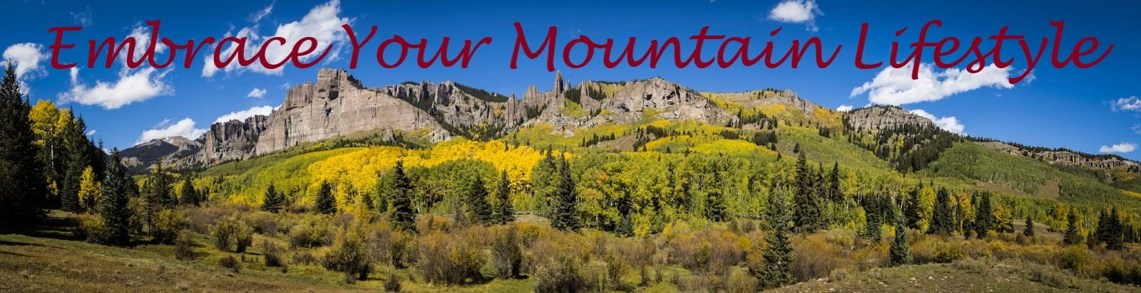 Embrace Your Mountain Style- Fall