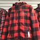 Men's Albert County Plaid Jacket/Hood