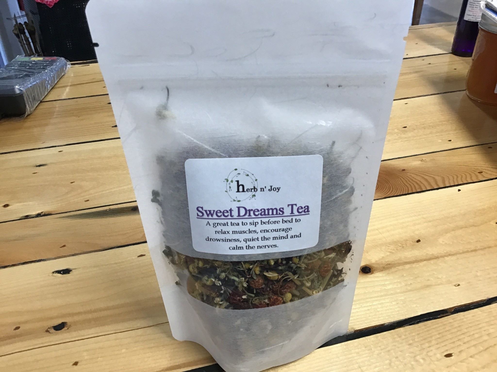Herb n' Joy Tea