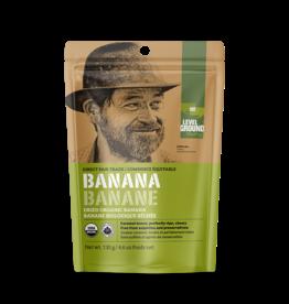 Level Ground Premium Organic Dried Banana