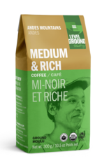 Level Ground Coffee, Andes Mountains, Ground 300g