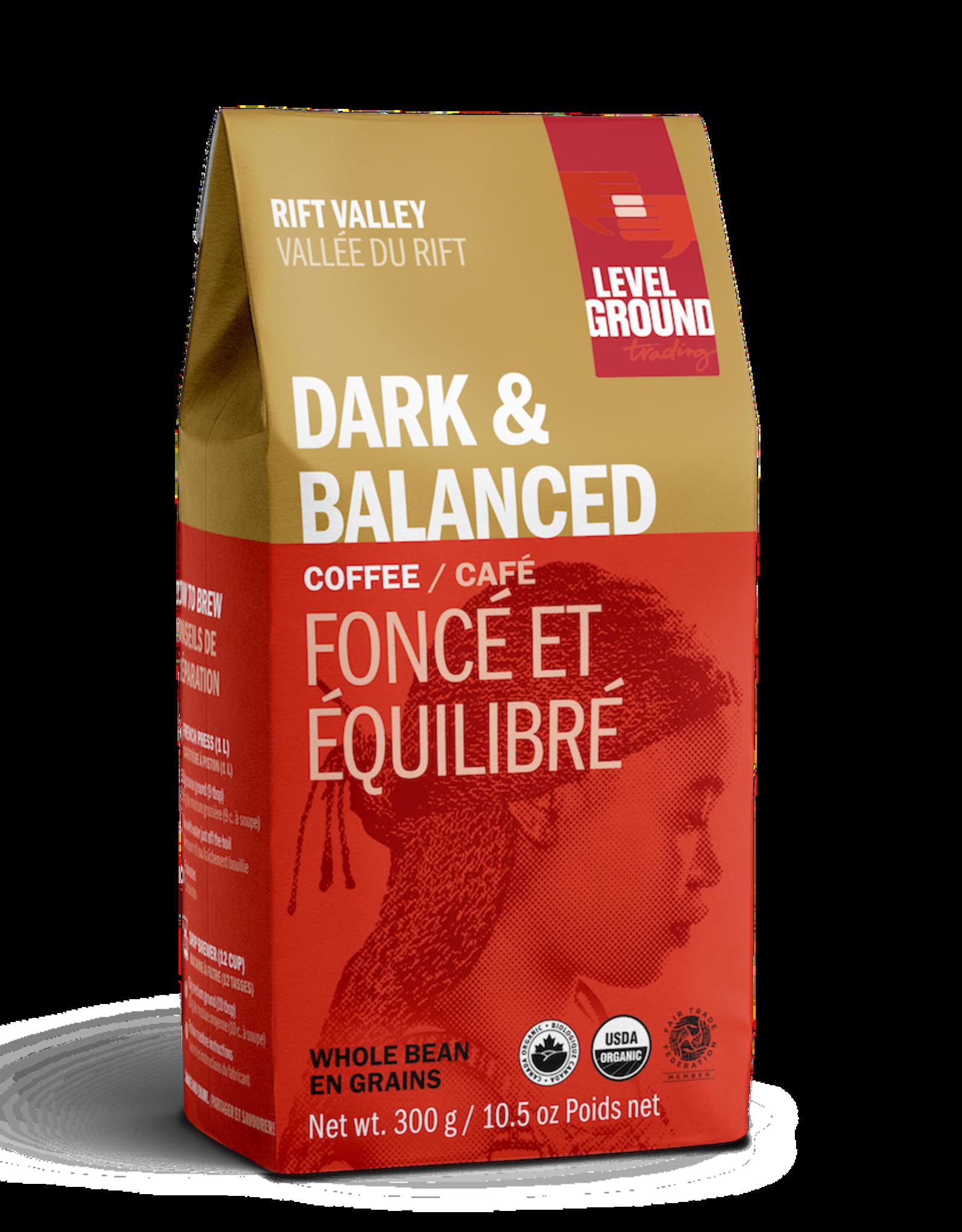 Level Ground Coffee, Rift Valley, Bean 300g